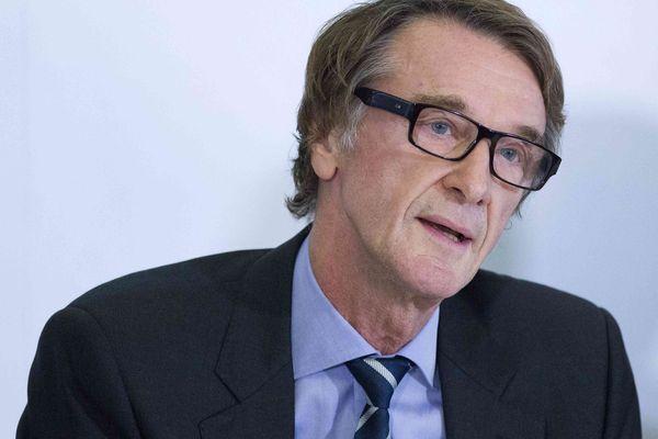 Jim Ratcliffe est P-dg de la multinationale pétrolière Ineos, basée en Suisse.
