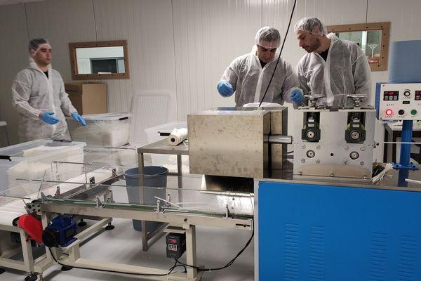 Les pailles biodégradables made in France à Calais