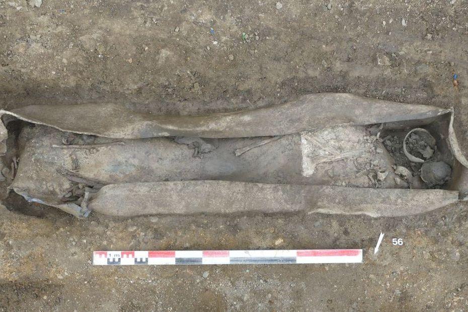 Autun : qu'y a-t-il dans ces exceptionnels cercueils en plomb mis au jour par des archéologues ?
