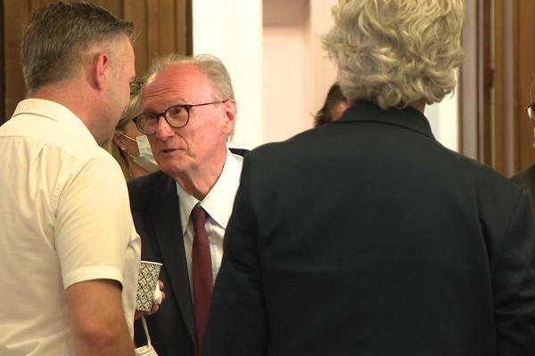 Georges Ziegler (LR) devrait être réélu président du Conseil Départemental de la Loire jeudi 1er juillet pour un nouveau mandat, après la nette victoire de la droite au second tour des élections départementales dimanche 27 juin.