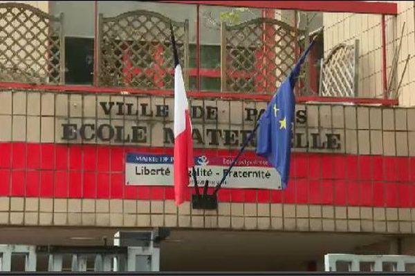 Un enfant de l'école Gros dans le XVIe arrondissement de Paris a été testé positif au coronavirus.