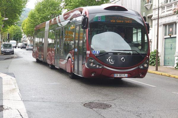 Lundi 9 décembre, pour le 5e jour consécutif, les transports en commun sont perturbés à Clermont-Ferrand.
