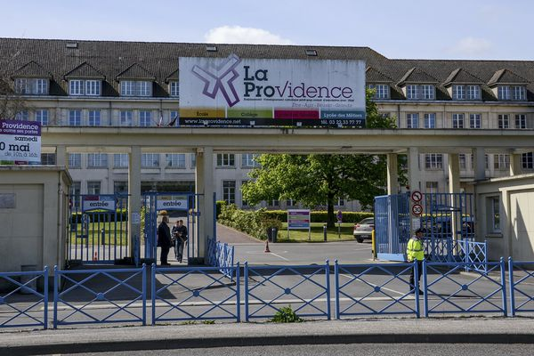 """L'établissement scolaire """"La Providence"""" à Amiens"""