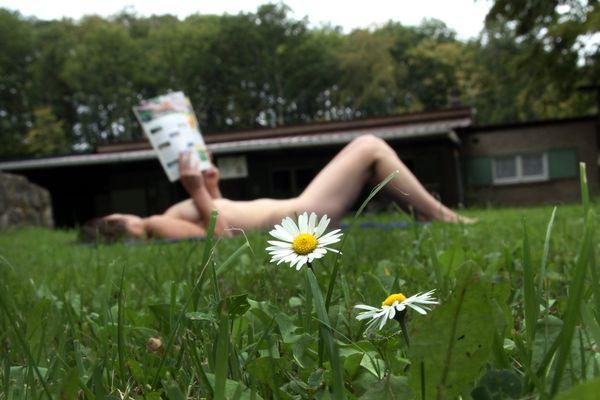 Un naturiste (image d'illustration).