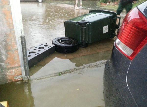 Inondations à Plaisance du Touch