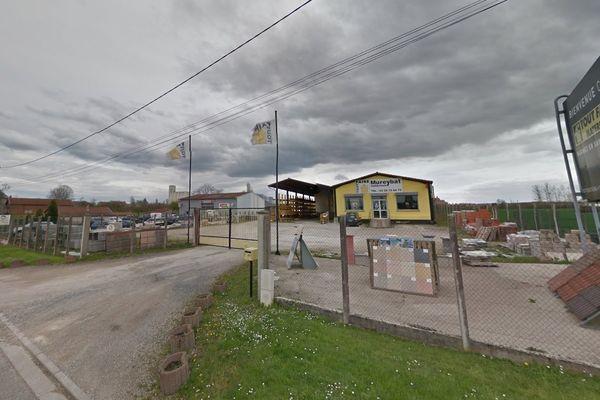 Le site de Mureybat Matériaux, à Pargny-sur-Saulx.