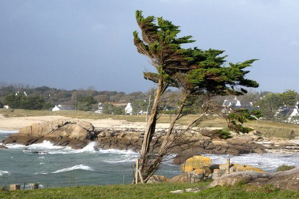Pointe de Trévignon - Finistère