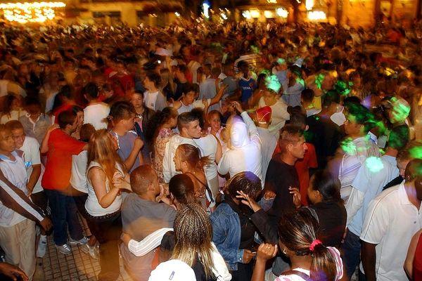 La fête de la musique à Montpellier - illustration