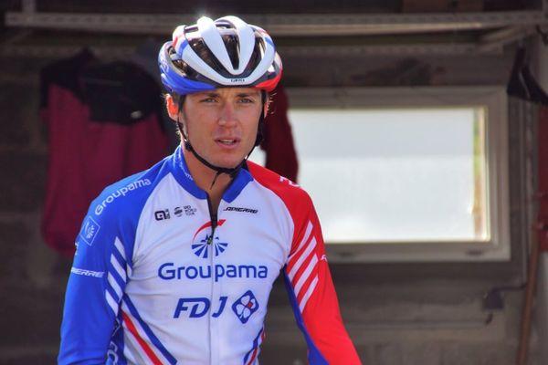 Valentin Madouas fait parti des huit coureurs français sélectionnés pour le Championnat du monde de cyclisme en Italie, en fin de semaine.
