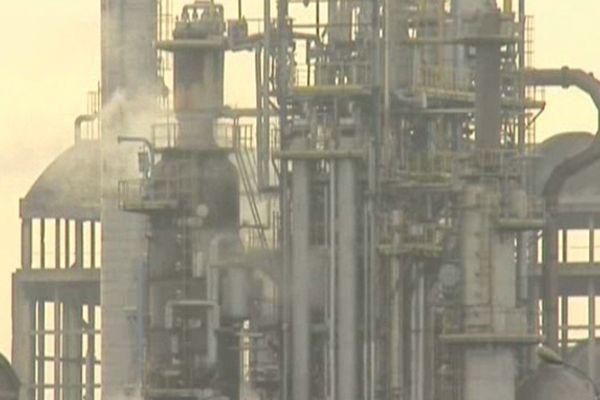L'usine Noroxo à Harnes (en 2004)