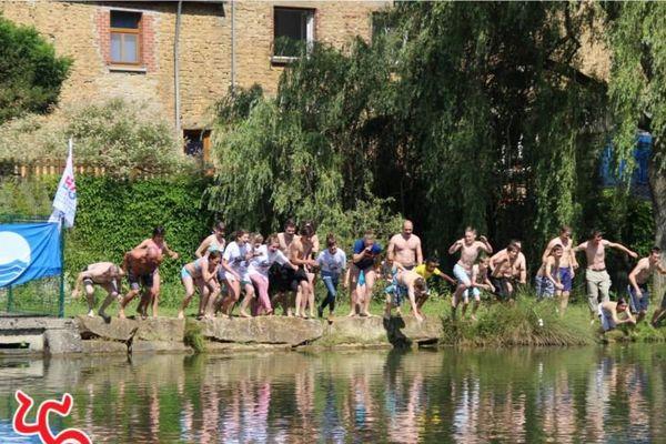 Chacun peut organiser un Big Jump au bord de sa rivière, soit sur son plan d'eau ou au bord d'un lac.