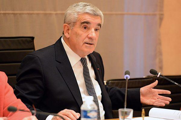 Gérard Trémège, maire de Tarbes depuis 19 ans