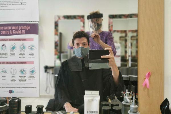 Après deux mois de fermeture, les salons de coiffure ont pu rouvrir ce lundi 11 mai