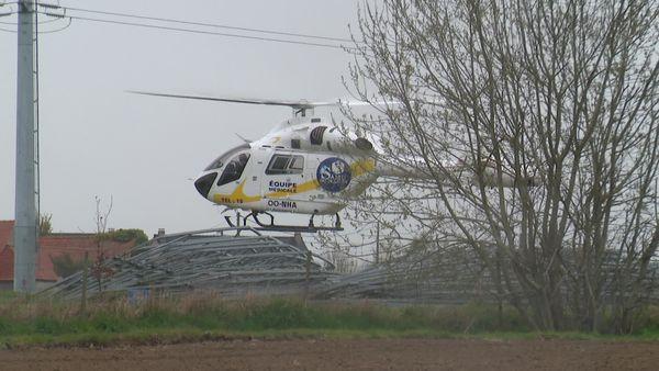 Un hélicoptère avait été mobilisé, le 12 avril 2021, pour retrouver un garçon de 6 ans disparu.