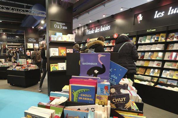 La 40 ième édition de Livre Paris est annulé.