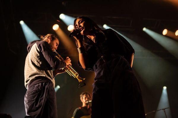 Le groupe franco-arménien Ladaniva, présent à l'édition 2021 du Crossroads Festival.