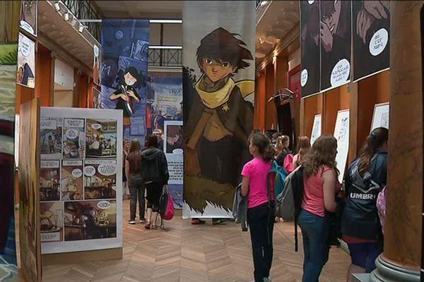 22e rencontre de la bande dessinée d'Amiens