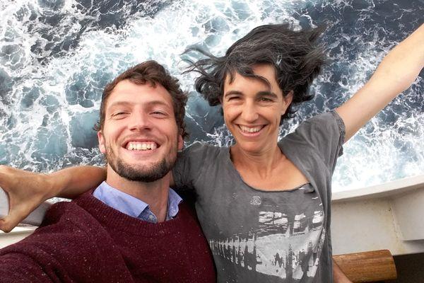 Nils Joyeux de Zéphyr et Borée et Marie Gaborit, de Toovalu
