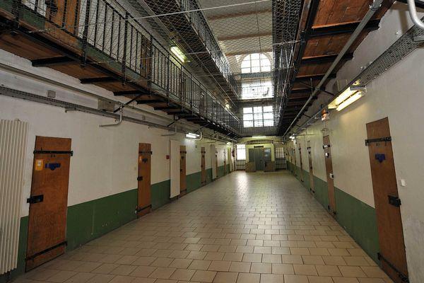 La prison de Béthune.