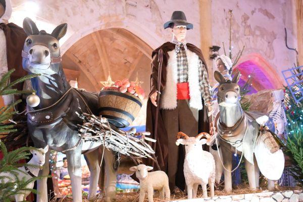 Les fééries de Noël d'Aniane accueillent chaque année 100 000 visiteurs pendant 5 semaines
