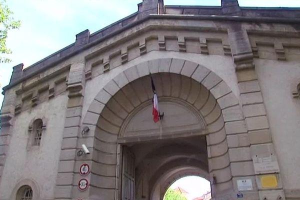 La maison d'arrêt de Dijon