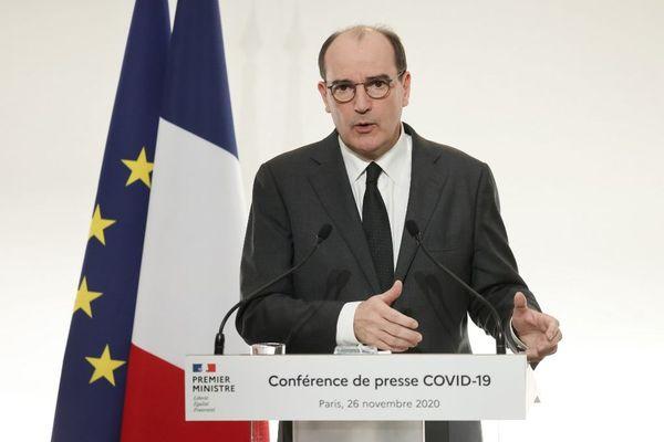 """Jeudi, le Premier ministre, Jean Castex, a présenté la première """"phase d'allègement"""" du confinement."""