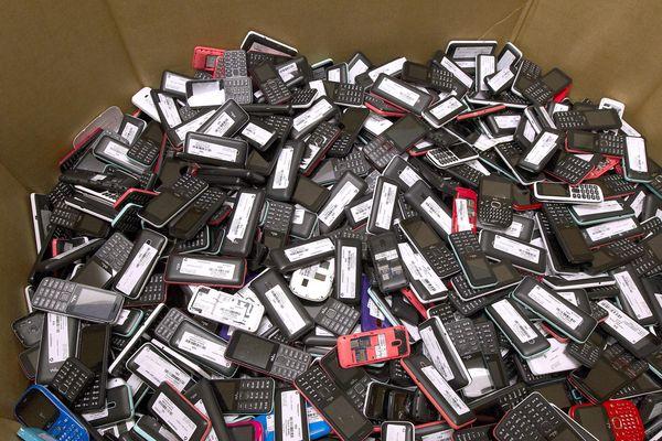 Les téléphones portables sont les produits les plus achetés en reconditionnement.