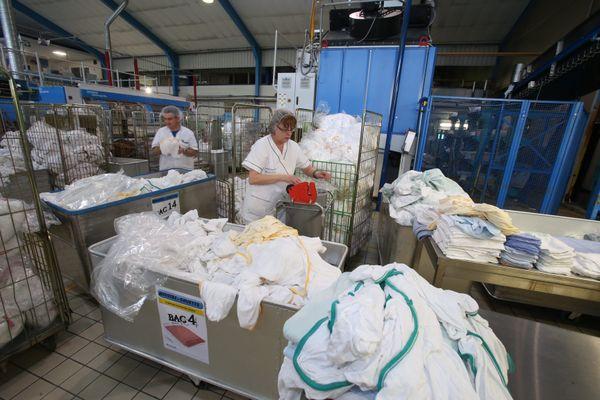 L'entreprise de blanchisserie Kalhyge à Saint-Arnoult va licencier 80% de ses salariés.