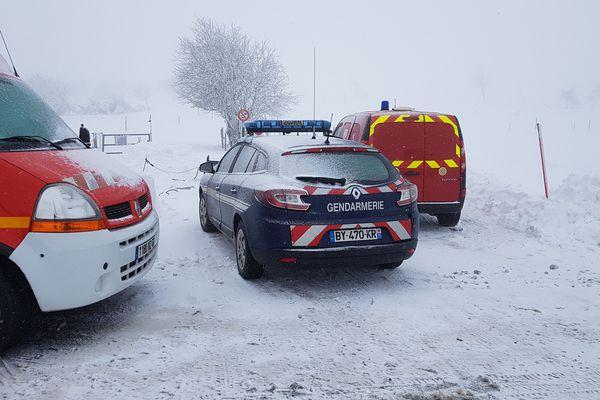 C'est vers 21 heures, dimanche 27 janvier que le snowkiter disparu en montagne, au col des Supeyres, a été retrouvé sain et sauf.