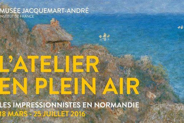 """L'exposition """"L'atelier en plein air"""" est à découvrir jusqu'au 25 juillet au musée Jacquemart-André à Paris"""