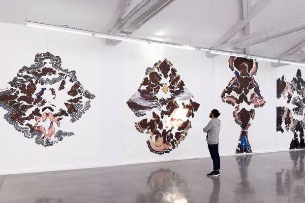 Exposition au Musée de Sérignan été 2020