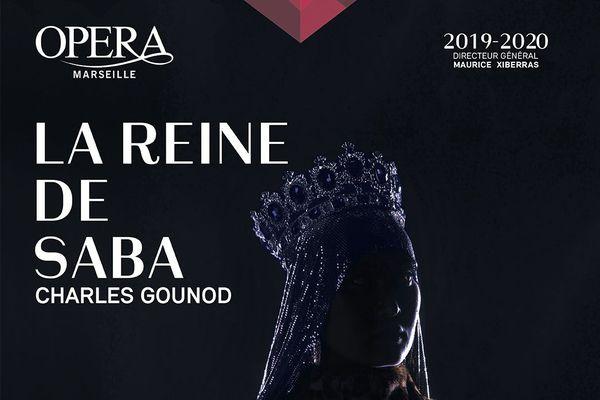 La Reine de Saba - Opéra de Marseille
