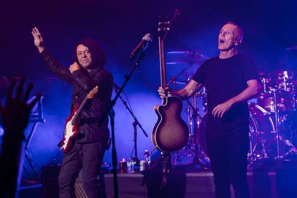 Tears For Fears au Royal Albert Hall - 27/10/2017