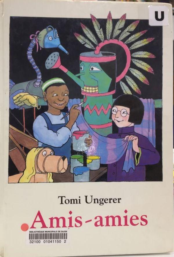 Amis-Amies de Toni Ungerer