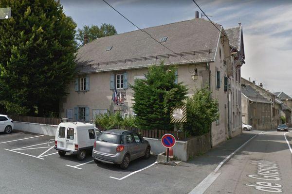 La mairie de Laffrey (Isère) - Photo d'illustration