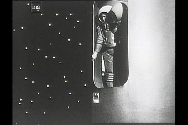 Destination : la Lune, 1950.