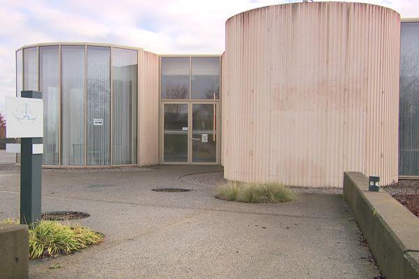 Le crématorium d'Amiens est en travaux depuis mi-janvier.