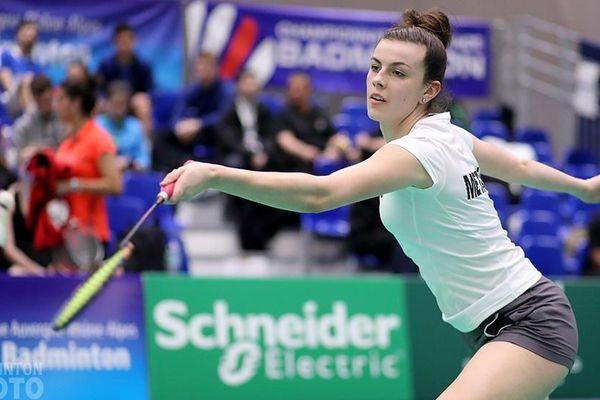 La championne de badminton Méline Metaireau impatiente de retrouver la compétition