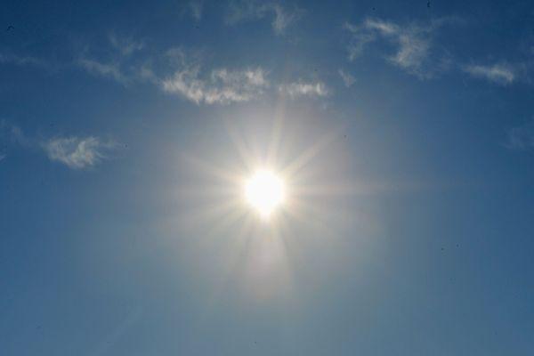 Sous le soleil de l'hiver !