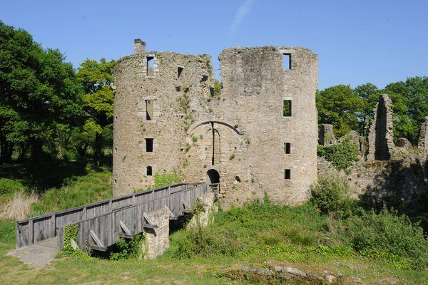 Le chateau de Ranrouët est situé sur la commune d'Herbignac. Il est géré par Cap Atlantique, communauté d'agglomérations de la presqu'ile guérandaise
