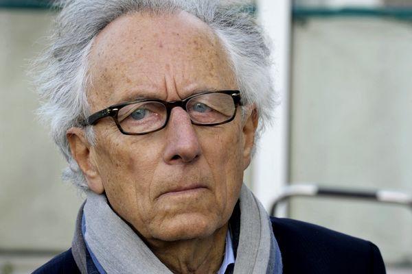 Gérard Gaillard, rescapé de la fusillade qui a fait douze morts à Charlie Hebdo le 7 janvier 2015 dont son ami, fondateur du Rendez-vous du Carnet de voyage, le Clermontois Michel Renaud.