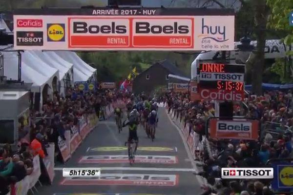 Alejandro Valverde encore !