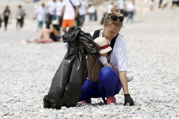 Tout le monde peut participer au World CleanUp Day. C'est la deuxième édition de cette Journée mondiale du nettoyage de la planète.