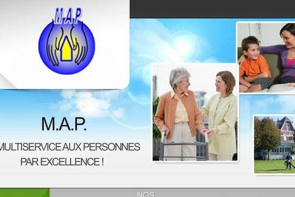 La M.A.P., association spécialisée dans l'aide et l'accompagnement à domicile, a été placée en liquidation judiciaire.