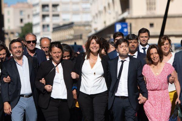 Michèle Rubirola va laisser sa place à l'un de ses adjoints.