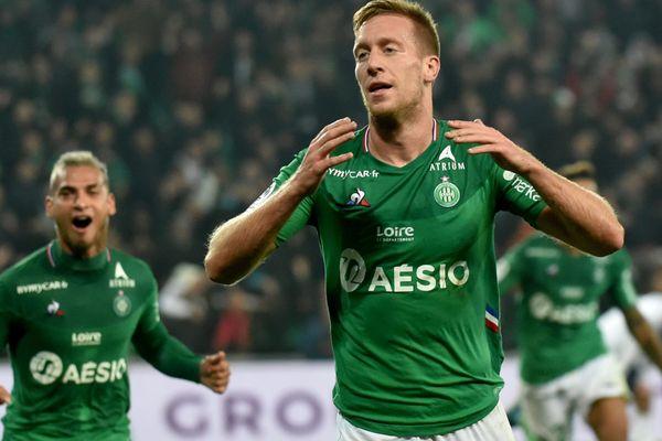Derby perdu pour l'OL: les Verts l'emportent sur l'Olympique Lyonnais 1-0 grâce à un but de Robert Beric dans les dernières minutes de la rencontre à Geoffroy-Guichard dimanche soir (6/10/19)