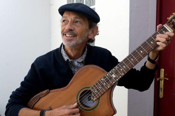un concert en ligne de Fabian Ordoñez pour la fête de la musique