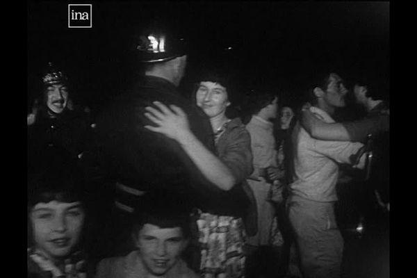 Bal des pompiers - 1965