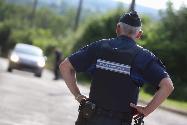 Police municipale (illustration).
