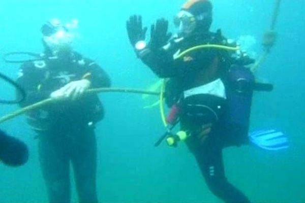 Les règles pour plonger sont strictes